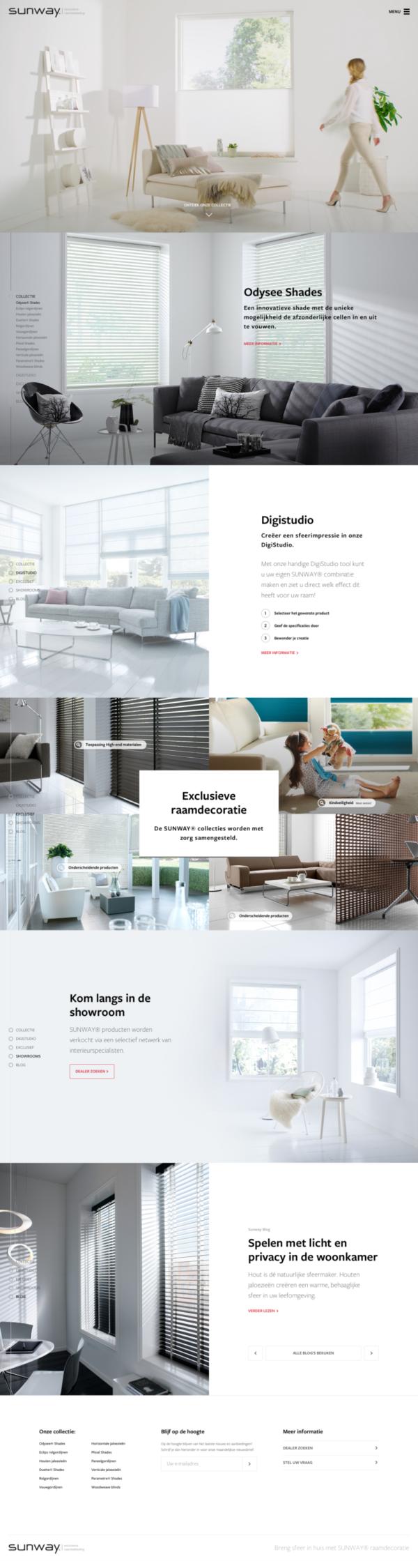 Sunway Homepage