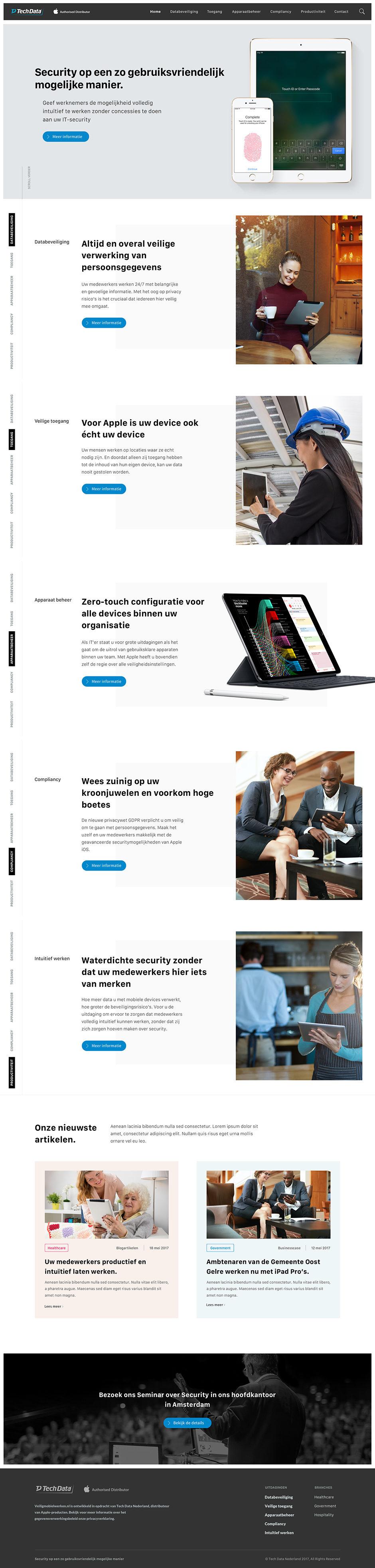 Homepage-apple-website