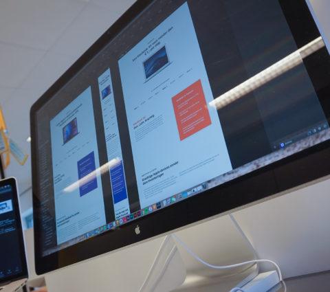 Webdesign-Responsive image