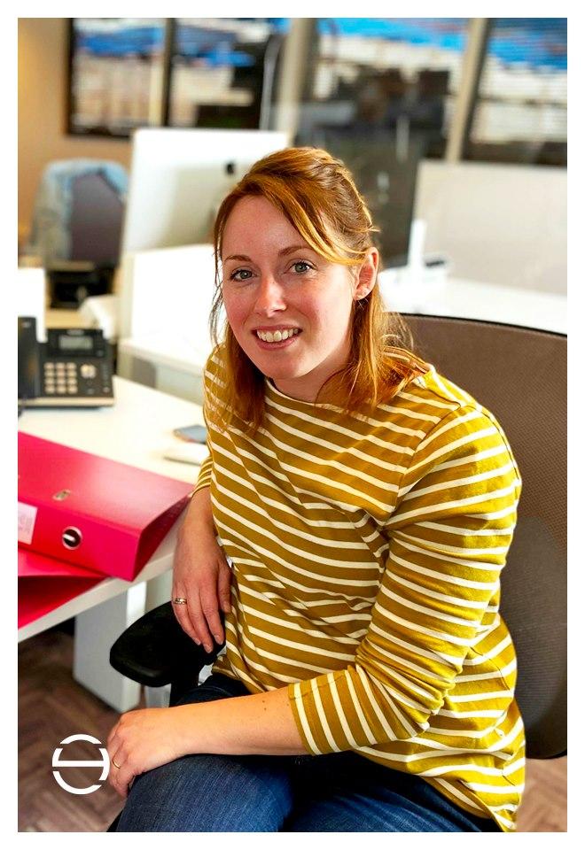 Elena wijnberg is komen werken bij Foursites