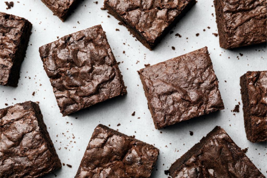 Vrijdag - Brownies