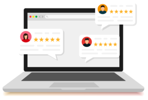 reviews op jou website