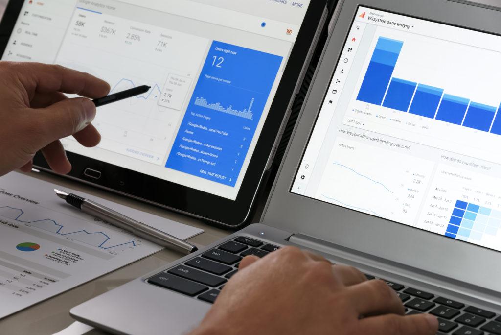 Google Analytics Foursites