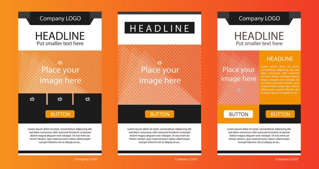 Voorbeelden van HTML e-mail design